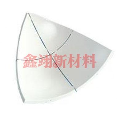双曲面铝单板