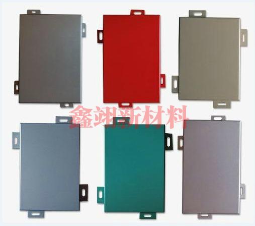 滁州氟碳铝单板