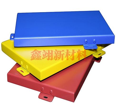合肥氟碳铝单板