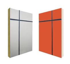 氟碳饰面保温装饰一体板