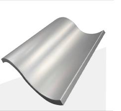 双曲面造型铝单板