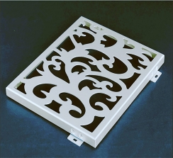 无锡镂空铝单板